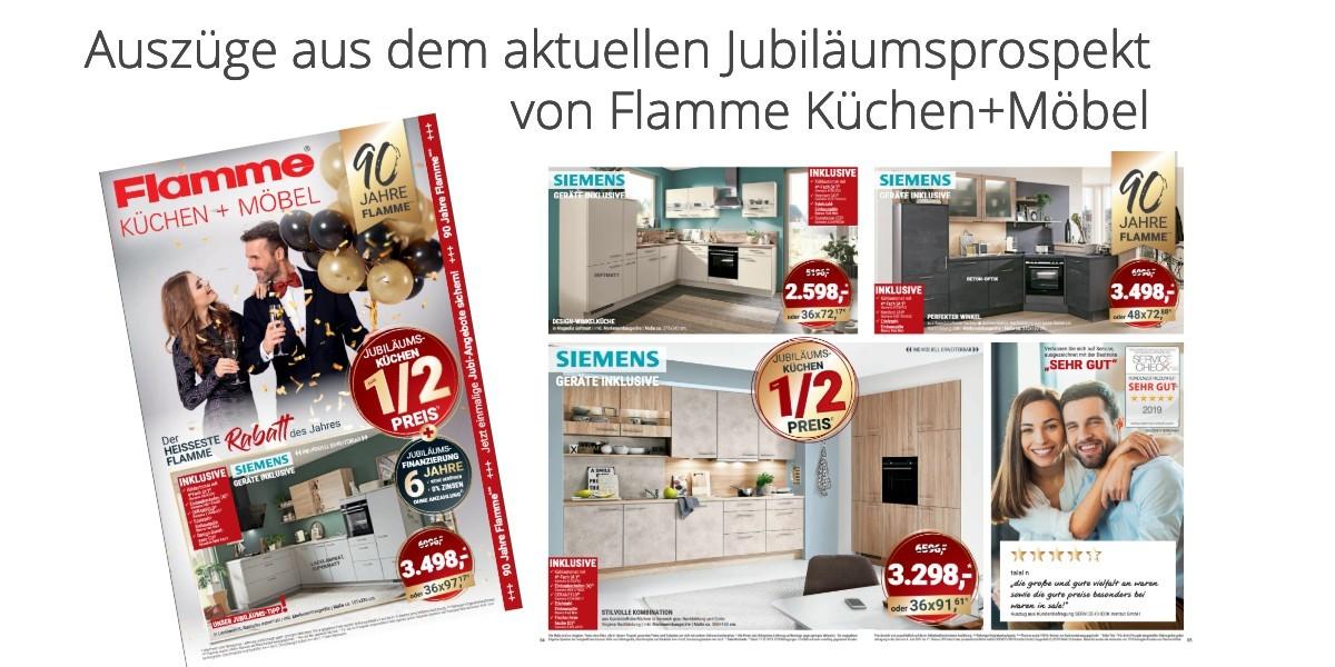 Zum 3ten Mal in Folge: Service-Auszeichnung für Flamme Küchen + ...